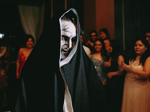 El matrimonio de José y Madeleine en Lurín, Lima 124