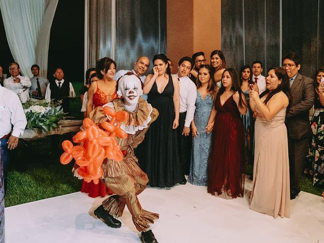 El matrimonio de José y Madeleine en Lurín, Lima 125