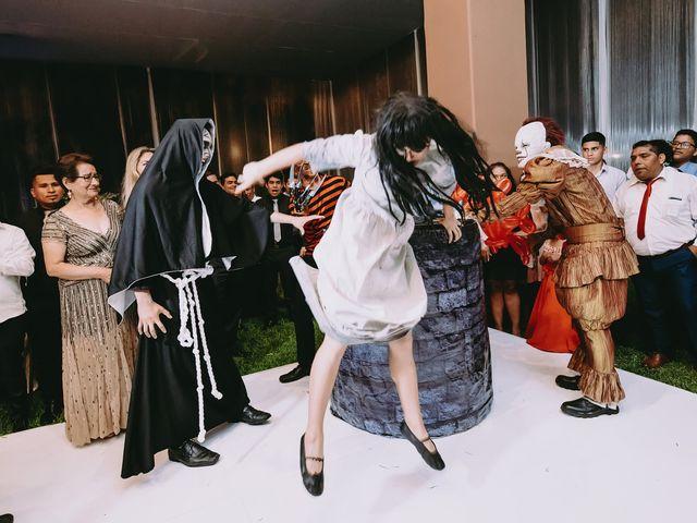 El matrimonio de José y Madeleine en Lurín, Lima 129
