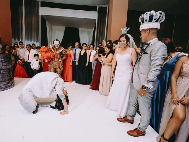 El matrimonio de José y Madeleine en Lurín, Lima 130