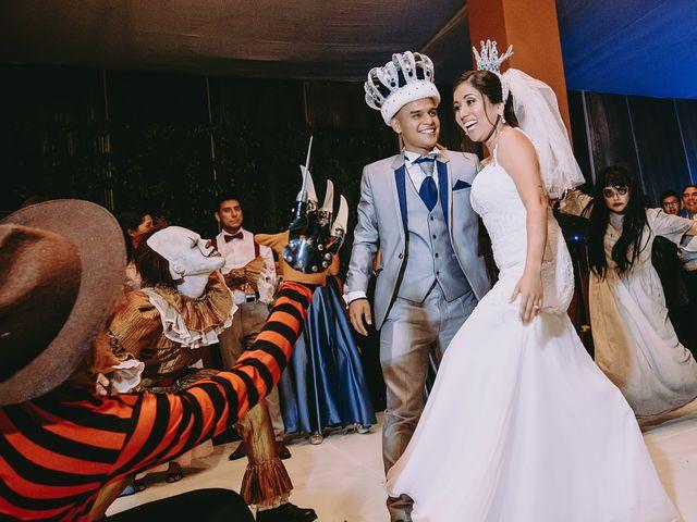 El matrimonio de José y Madeleine en Lurín, Lima 132