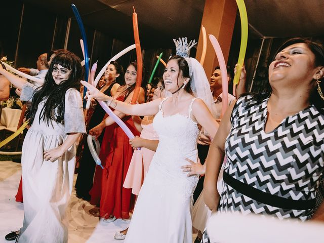 El matrimonio de José y Madeleine en Lurín, Lima 133