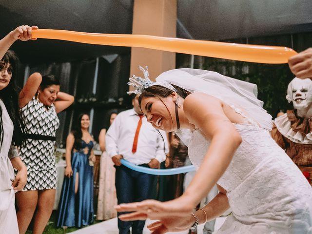 El matrimonio de José y Madeleine en Lurín, Lima 135