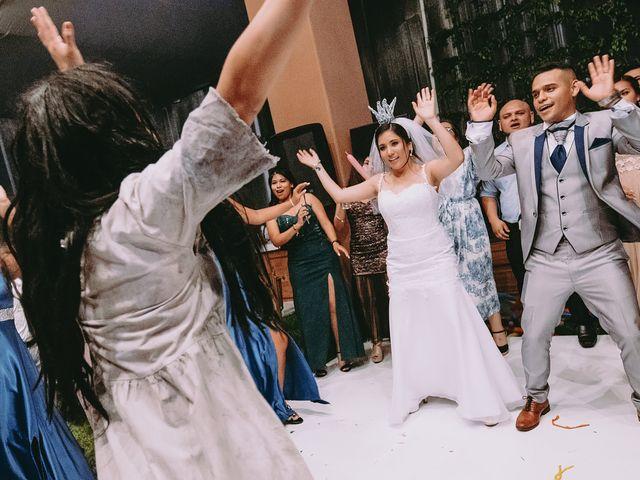 El matrimonio de José y Madeleine en Lurín, Lima 138