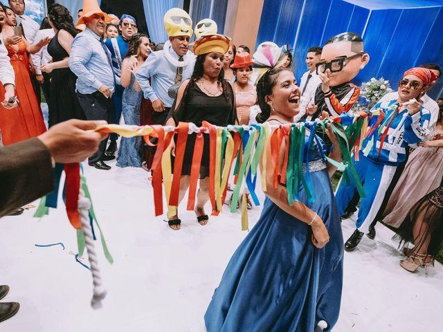 El matrimonio de José y Madeleine en Lurín, Lima 143