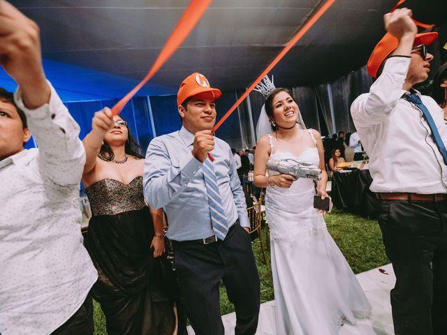 El matrimonio de José y Madeleine en Lurín, Lima 144