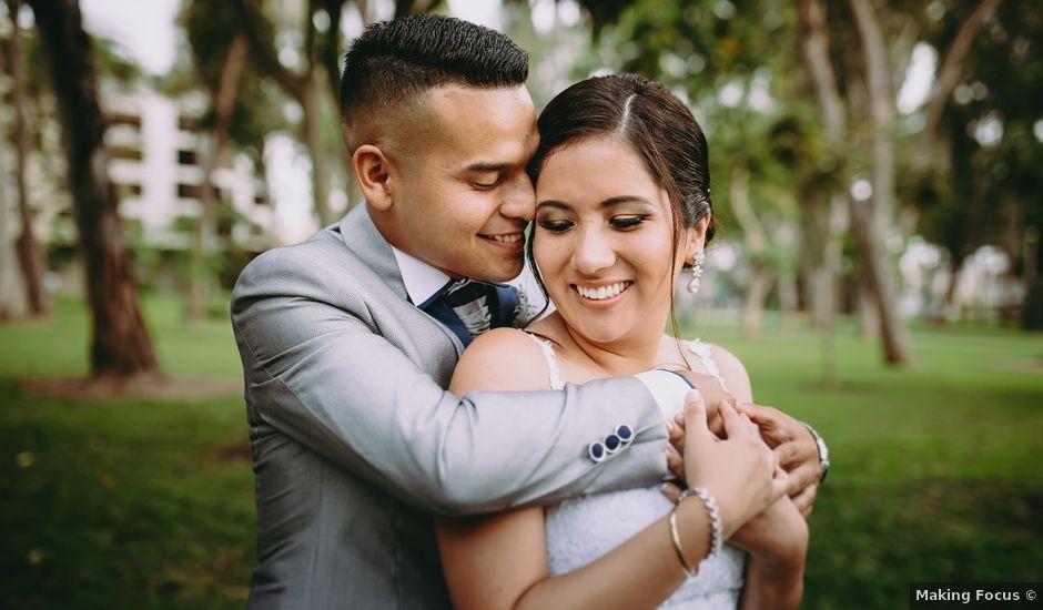 El matrimonio de José y Madeleine en Lurín, Lima