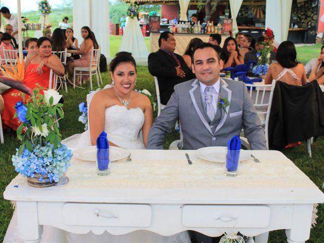 El matrimonio de Brenda y Dany