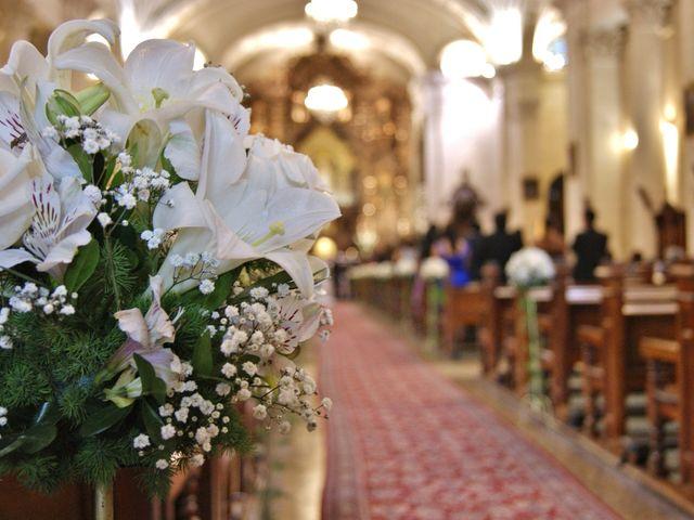 El matrimonio de Elard y Eliana en San Isidro, Lima 1