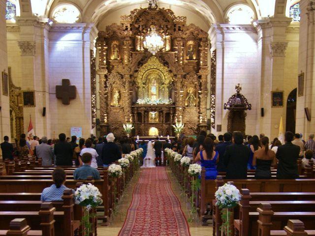 El matrimonio de Elard y Eliana en San Isidro, Lima 3