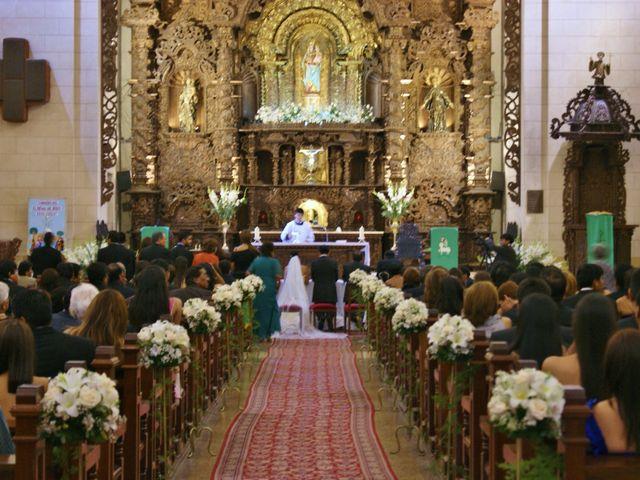 El matrimonio de Elard y Eliana en San Isidro, Lima 4