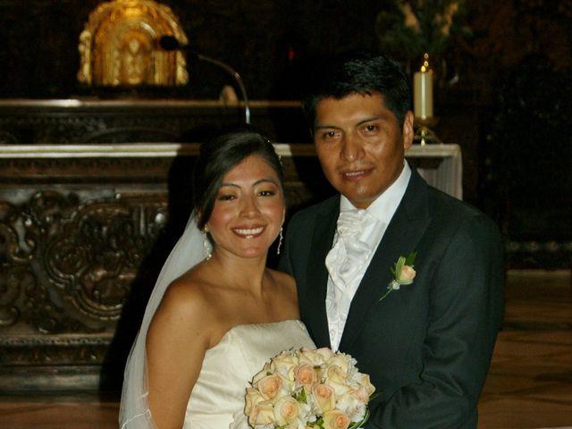 El matrimonio de Elard y Eliana en San Isidro, Lima 6