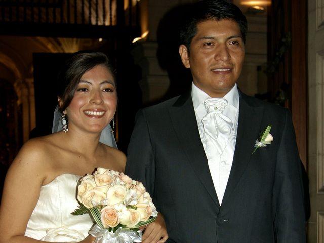 El matrimonio de Elard y Eliana en San Isidro, Lima 8