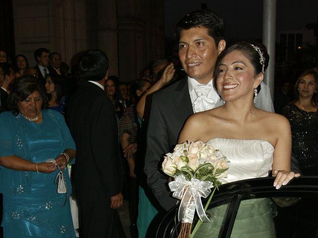 El matrimonio de Elard y Eliana en San Isidro, Lima 9