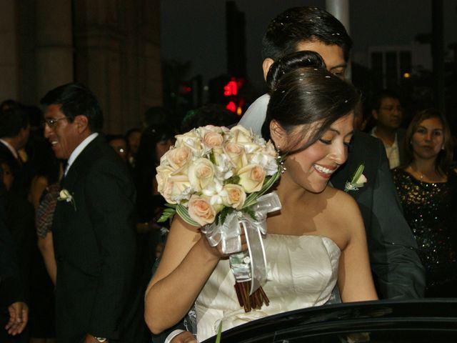 El matrimonio de Elard y Eliana en San Isidro, Lima 10