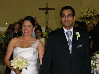 El matrimonio de Diana y Alfredo 2