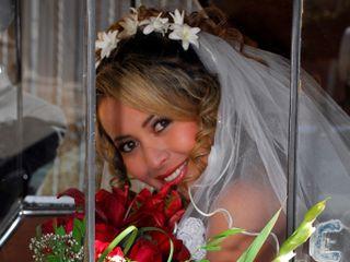 El matrimonio de Erika y Carlos 1