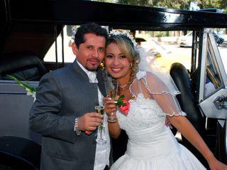 El matrimonio de Erika y Carlos 2