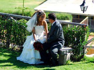 El matrimonio de Erika y Carlos 3
