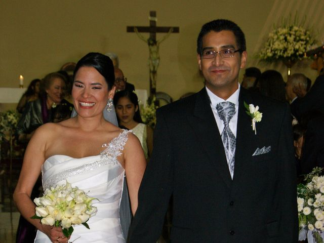 El matrimonio de Alfredo y Diana en San Borja, Lima 4