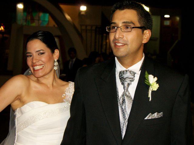 El matrimonio de Alfredo y Diana en San Borja, Lima 1