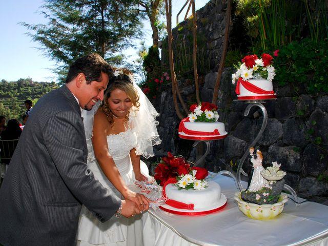 El matrimonio de Erika y Carlos