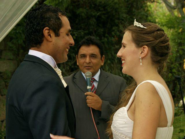 El matrimonio de Kary y Daniel