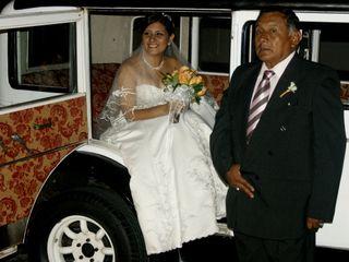 El matrimonio de Melissa y Aldo 1