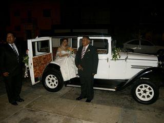 El matrimonio de Melissa y Aldo 2