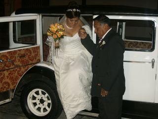 El matrimonio de Melissa y Aldo 3