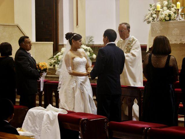 El matrimonio de Aldo y Melissa en San Isidro, Lima 9
