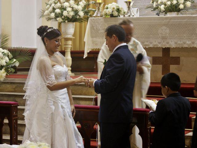 El matrimonio de Aldo y Melissa en San Isidro, Lima 12