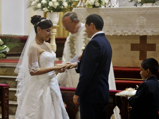 El matrimonio de Aldo y Melissa en San Isidro, Lima 14