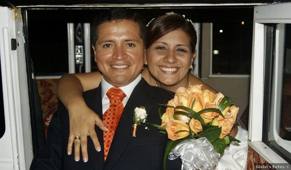 El matrimonio de Aldo y Melissa en San Isidro, Lima