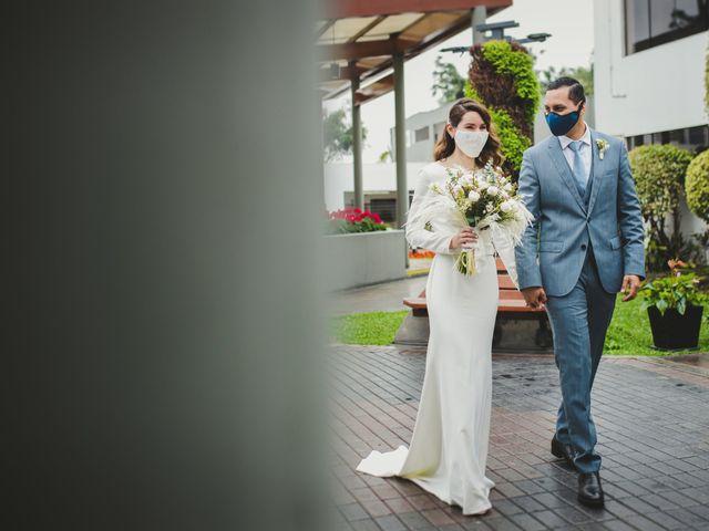 El matrimonio de Susana y Diego