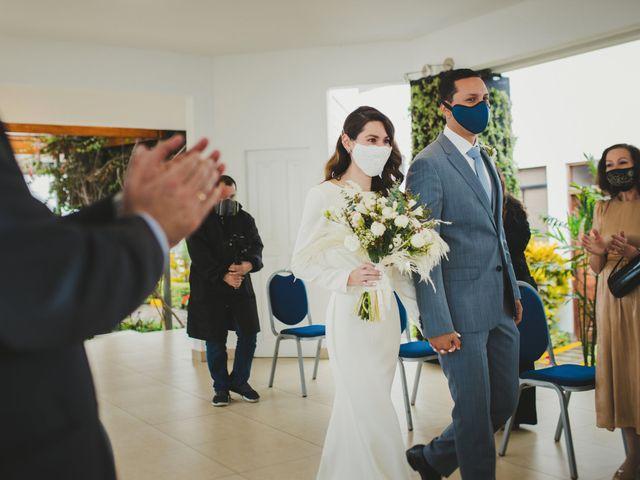 El matrimonio de Diego y Susana en San Borja, Lima 3