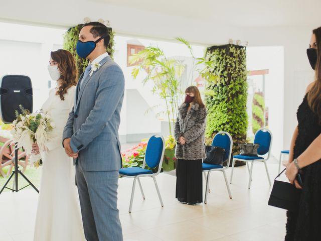 El matrimonio de Diego y Susana en San Borja, Lima 4