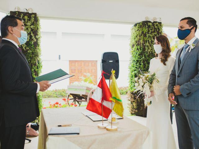 El matrimonio de Diego y Susana en San Borja, Lima 5