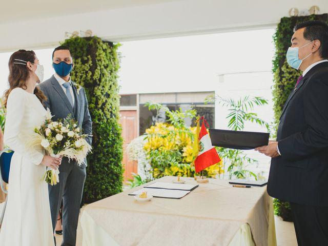 El matrimonio de Diego y Susana en San Borja, Lima 7