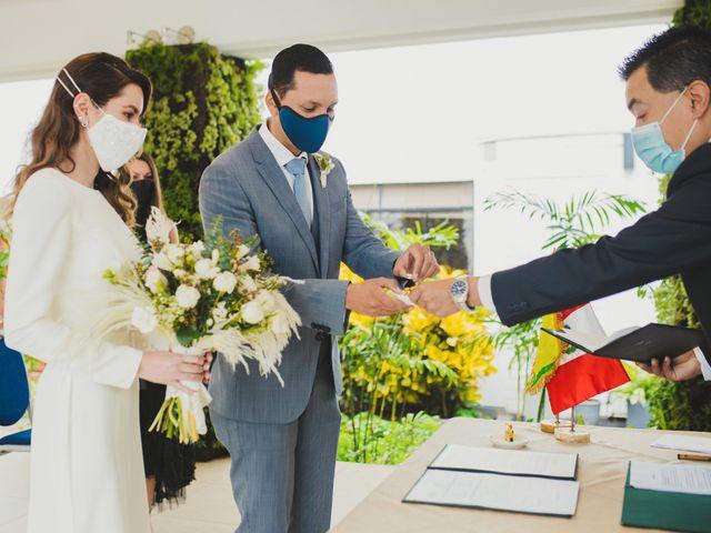 El matrimonio de Diego y Susana en San Borja, Lima 8
