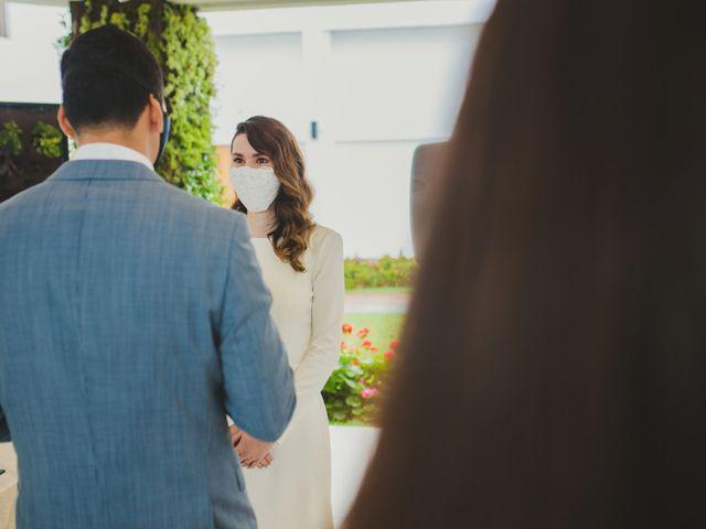El matrimonio de Diego y Susana en San Borja, Lima 9