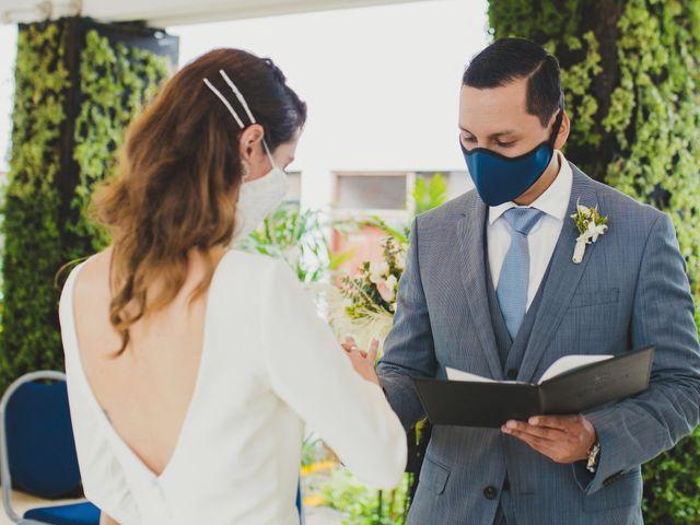 El matrimonio de Diego y Susana en San Borja, Lima 11