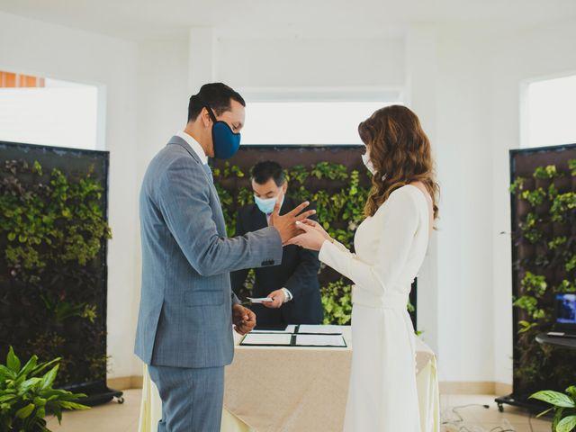 El matrimonio de Diego y Susana en San Borja, Lima 13