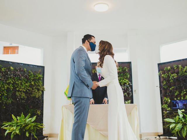 El matrimonio de Diego y Susana en San Borja, Lima 14