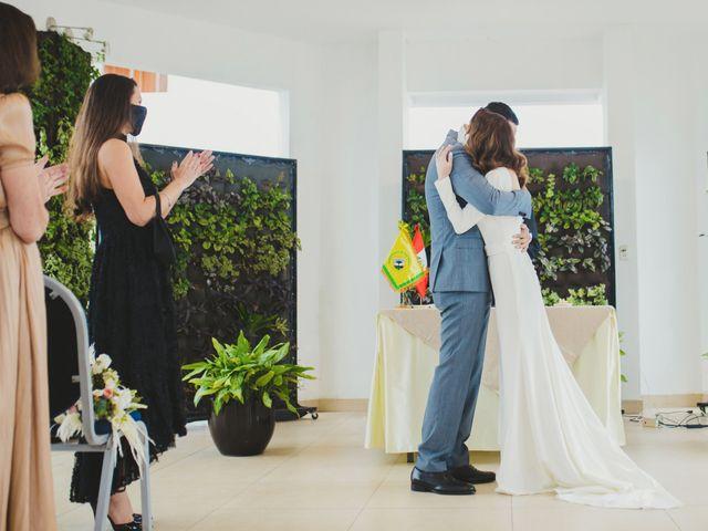 El matrimonio de Diego y Susana en San Borja, Lima 15