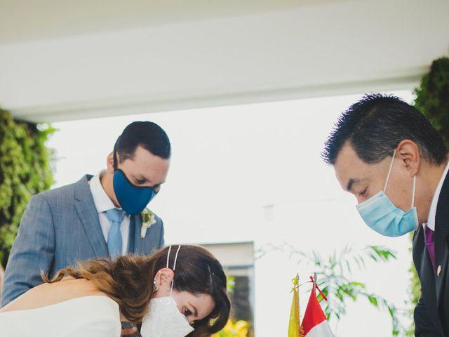 El matrimonio de Diego y Susana en San Borja, Lima 16