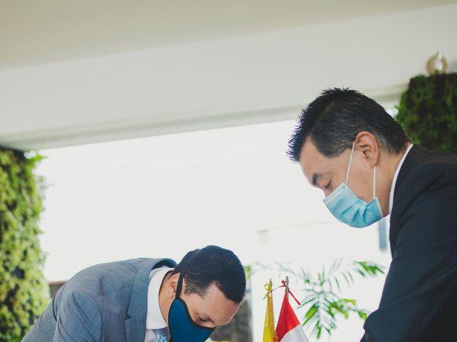 El matrimonio de Diego y Susana en San Borja, Lima 17