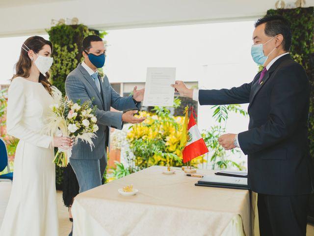 El matrimonio de Diego y Susana en San Borja, Lima 18