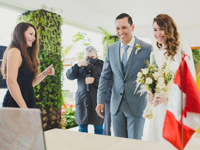 El matrimonio de Diego y Susana en San Borja, Lima 22