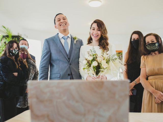 El matrimonio de Diego y Susana en San Borja, Lima 23